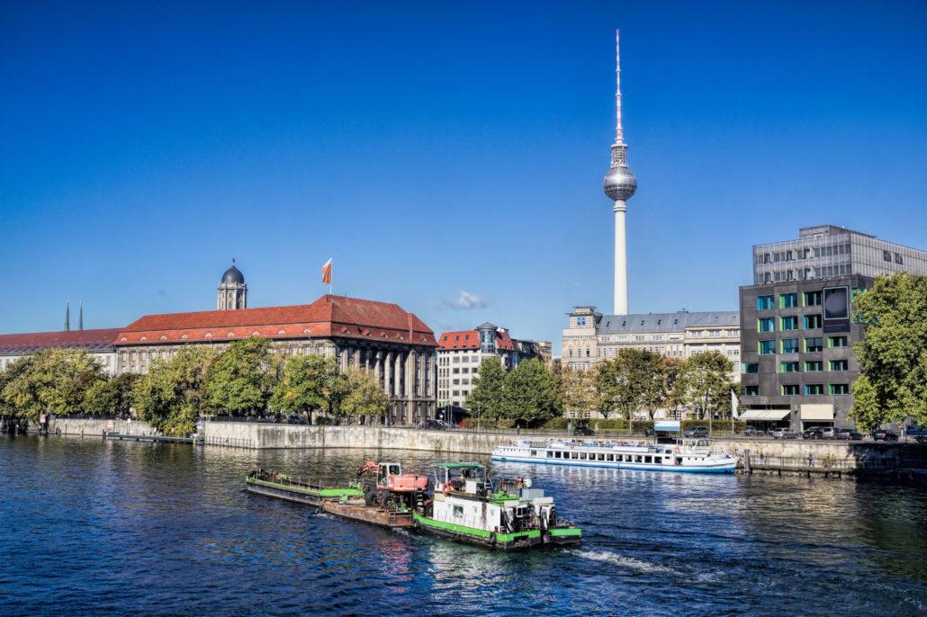 Berlin Spreeufer